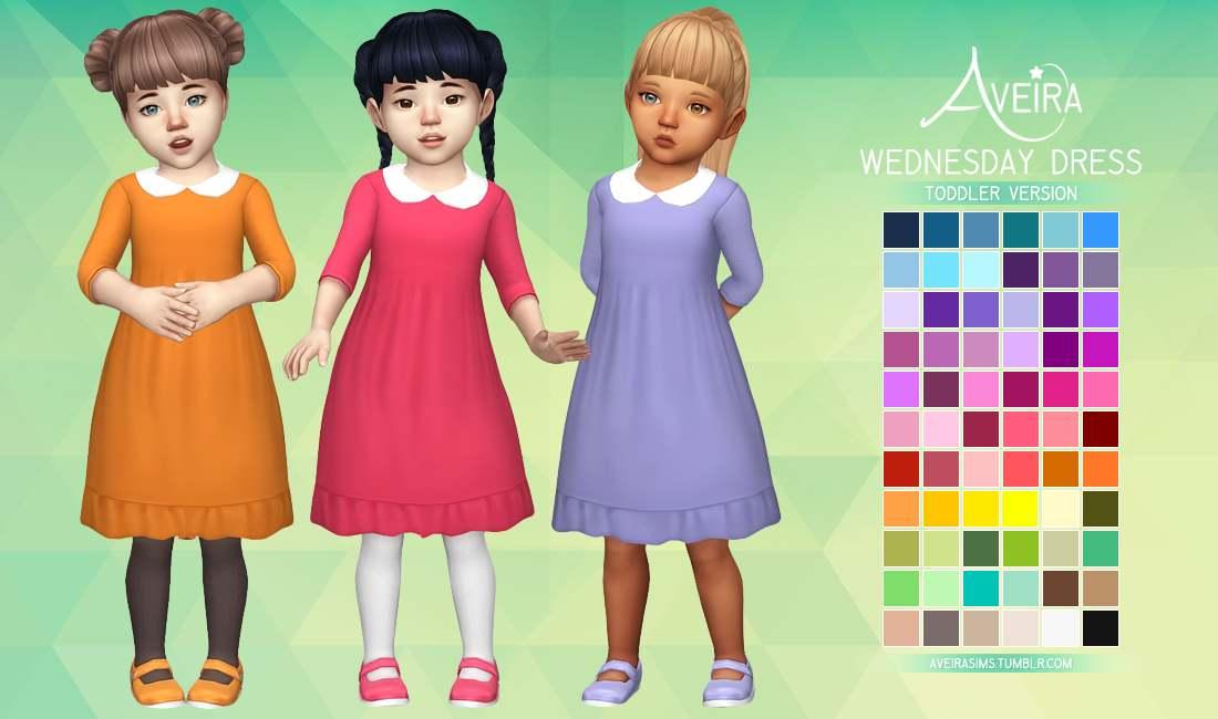 Платье - Wednesday Dress