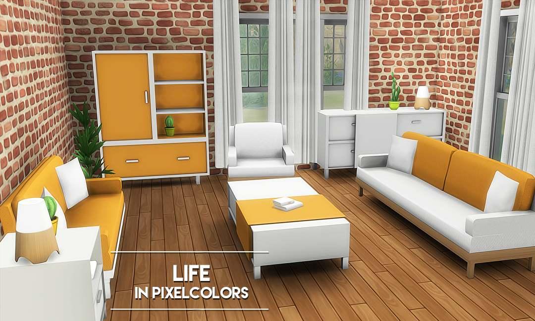 Гостиная - Life in Pixelcolors
