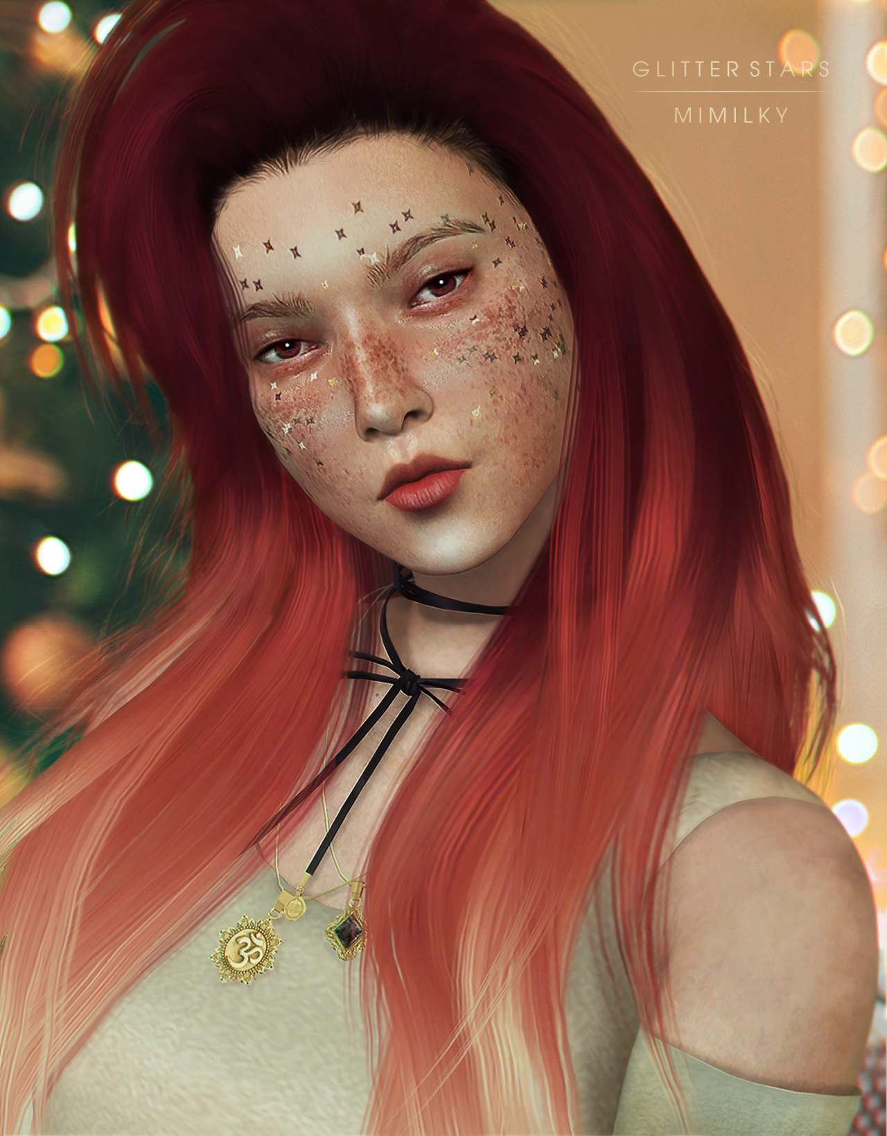 Глиттер - Glitter Stars
