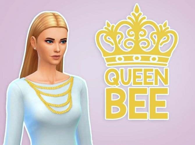 Прическа - Queen Bee Hair