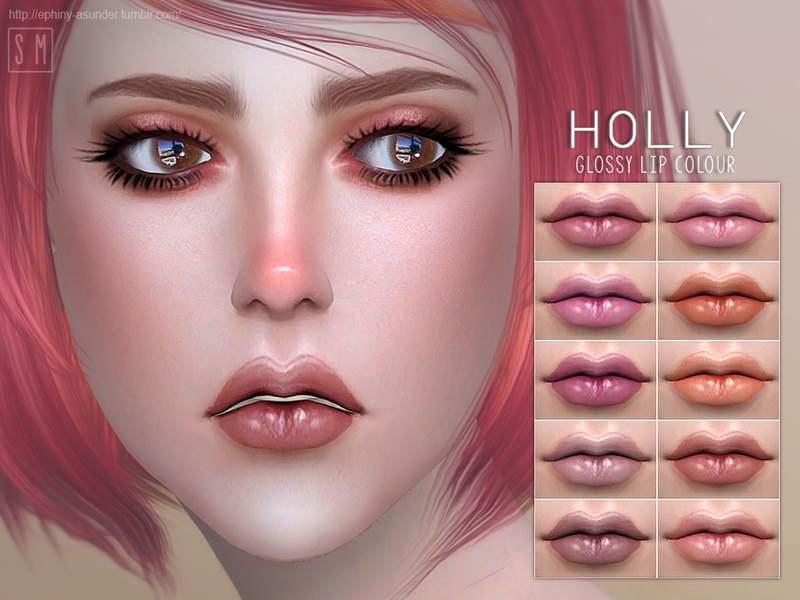 Блеск для губ - Holly