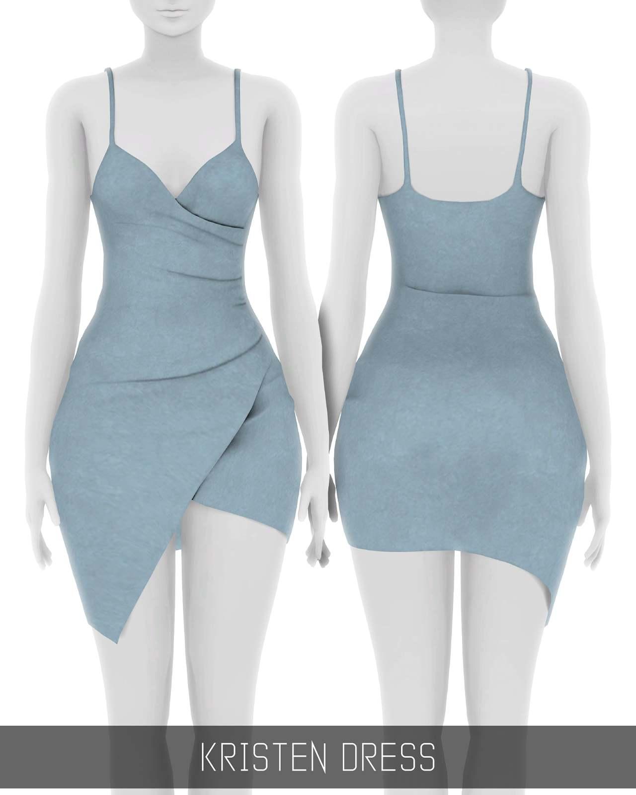 Платье - KRISTEN DRESS