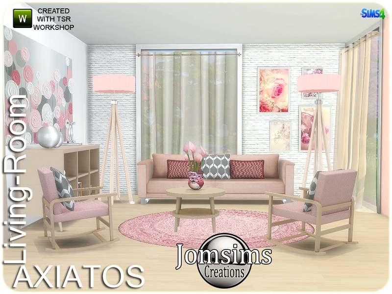 Гостиная - axiatos living room