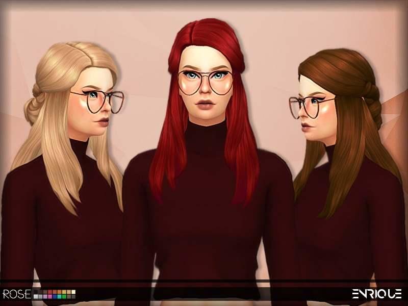 Прическа - Rose Hair