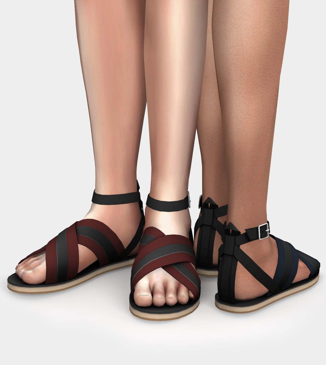 Сандалии - Dries Van Noten Sandals (1)