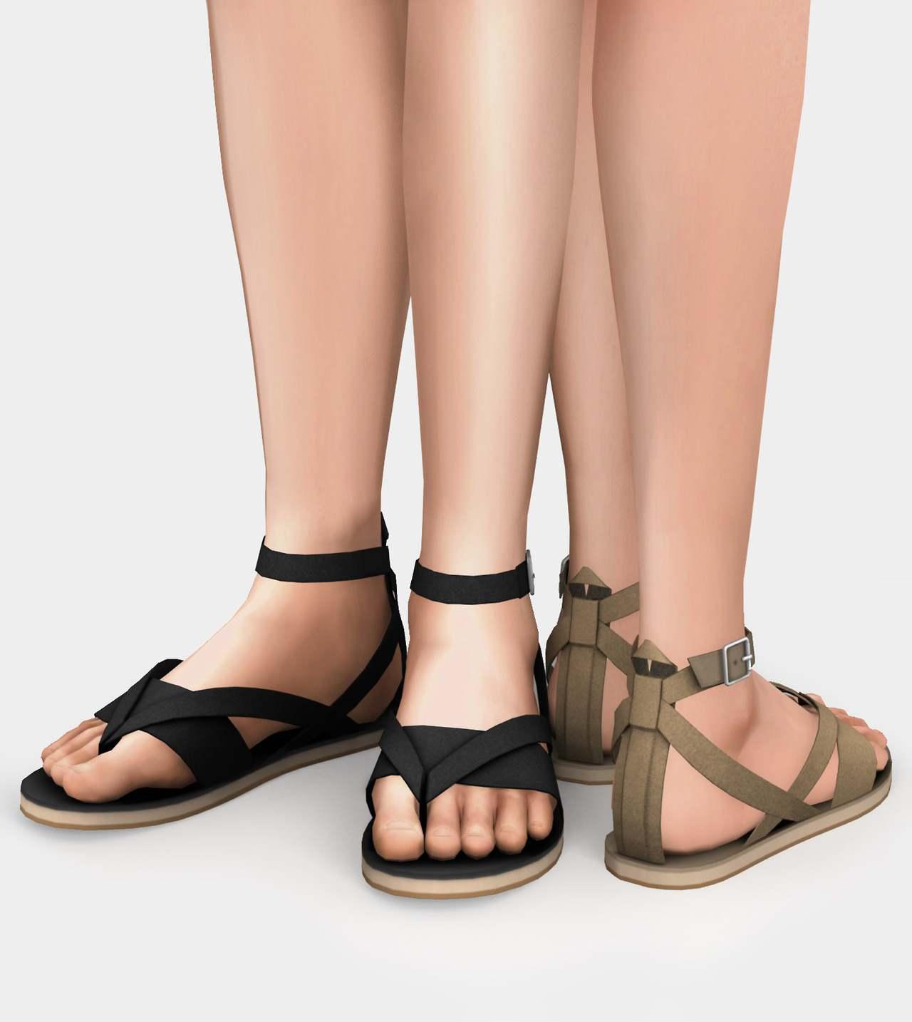 Сандалии - Dries Van Noten Sandals (2)