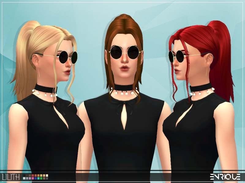 Прическа - Lilith Hair