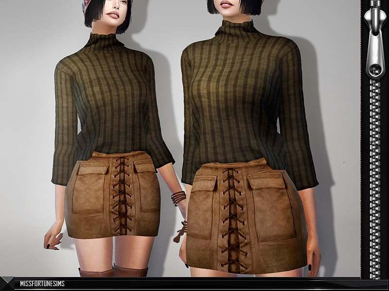 Юбка - Serena Skirt