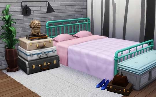 Набор для спальни - Part 1 of PHGP Beds Recolors