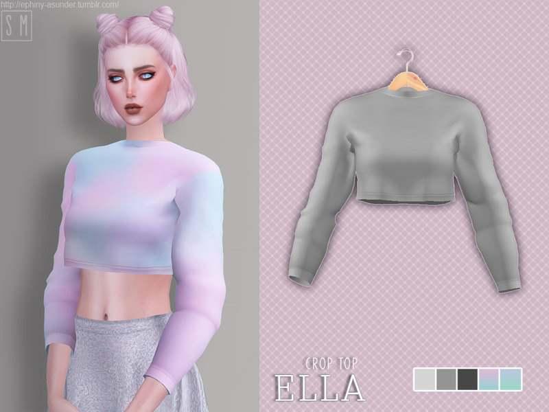 Топ - Ella