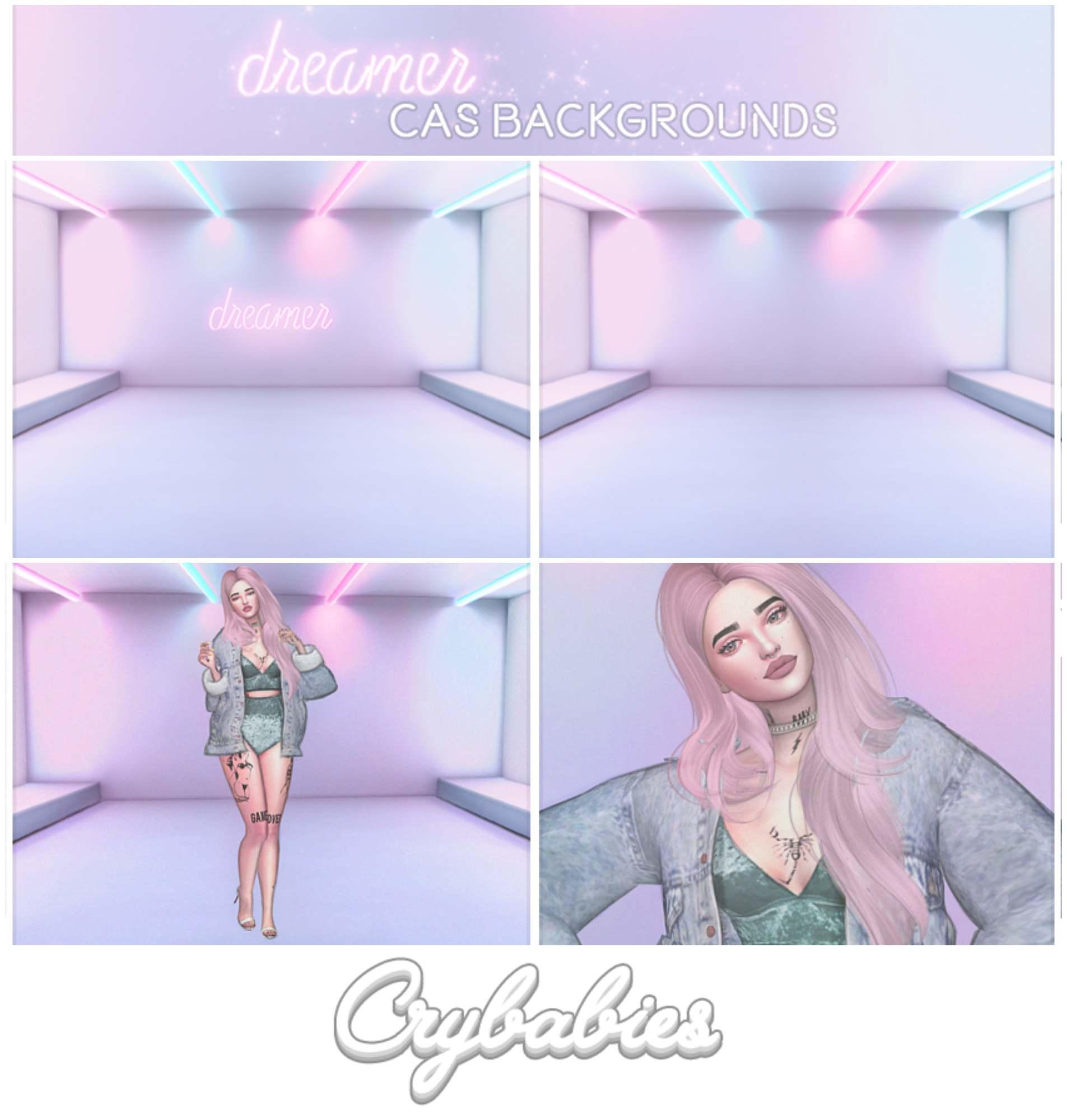 Фон для CAS - Dreamer CAS Backgrounds