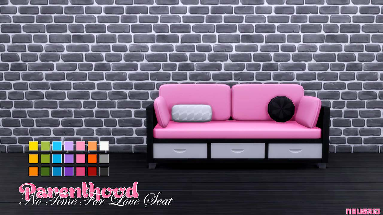 Диван - Parenthood No Time For Love Seat