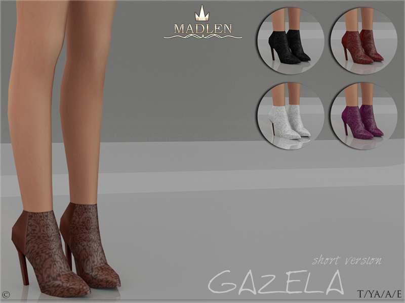Полусапожки - Gazela