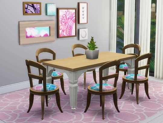 Набор для столовой - Dining Set