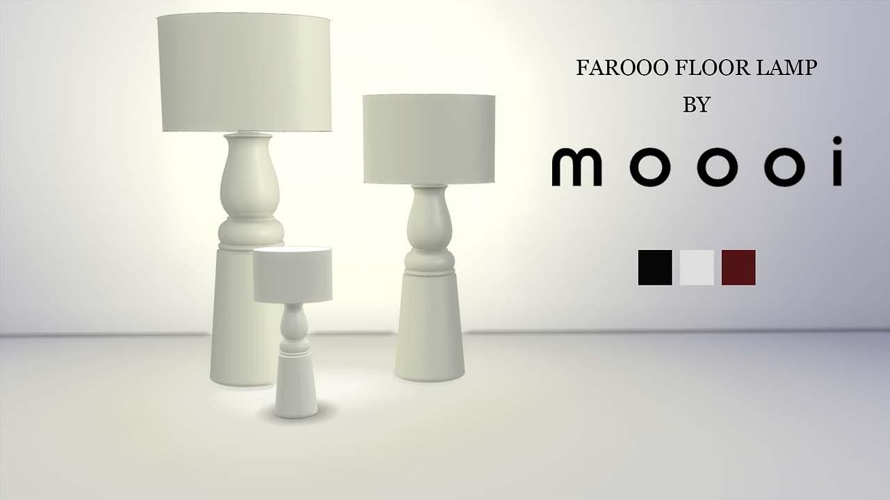 Набор торшеров - Farooo Floor Lamp Oval