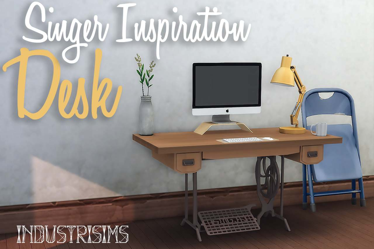 Стол - SINGER INSPIRATION DESK