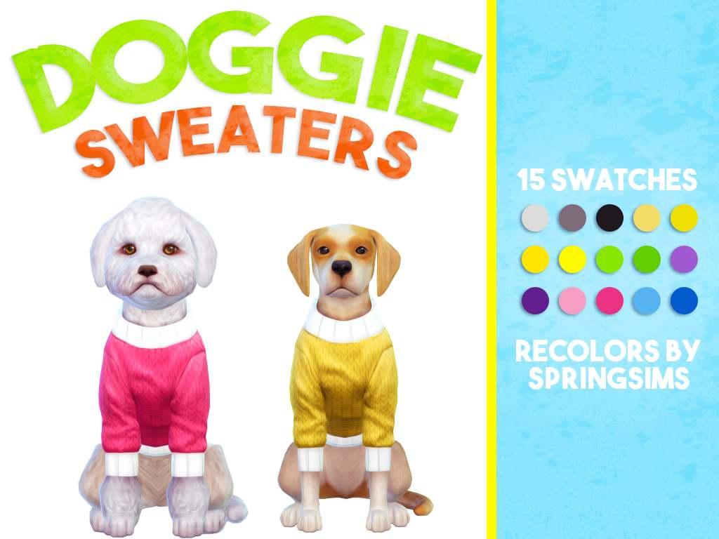 Свитер - Doggie Sweaters