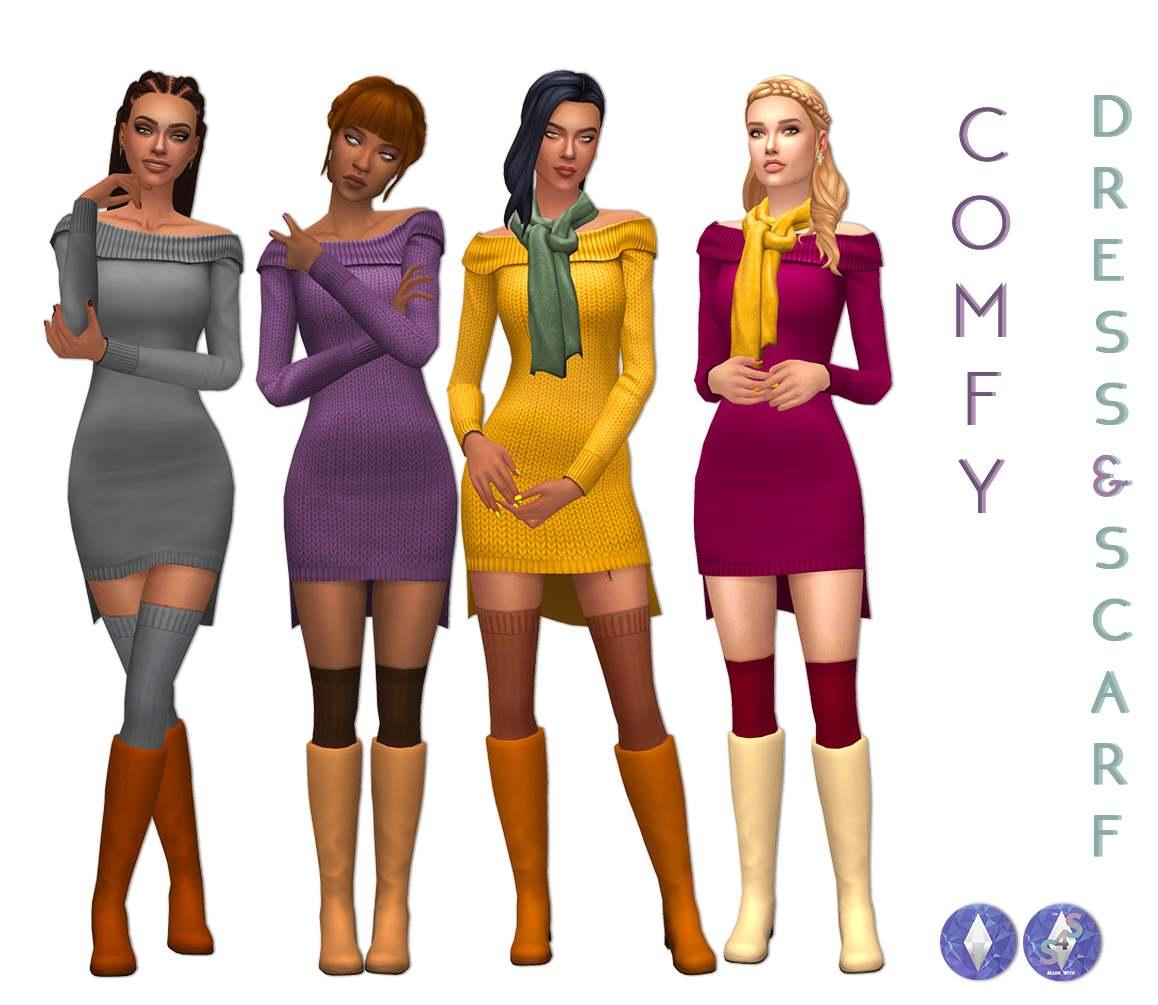 Комплект - Comfy Fall Fashion