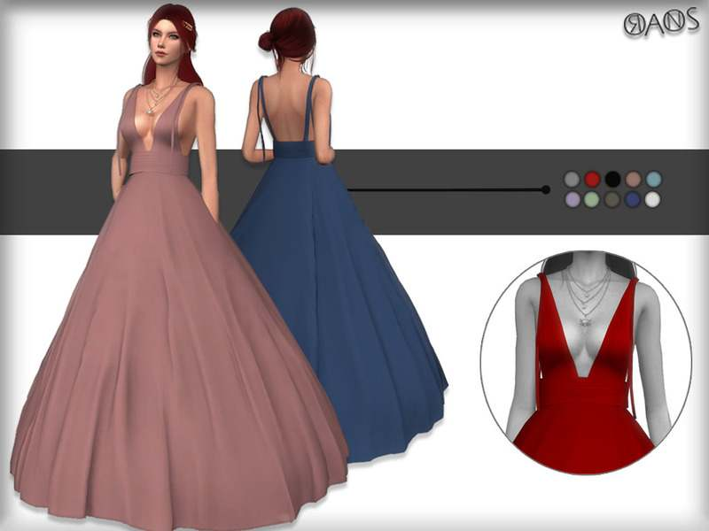 Платье - Demy Gown