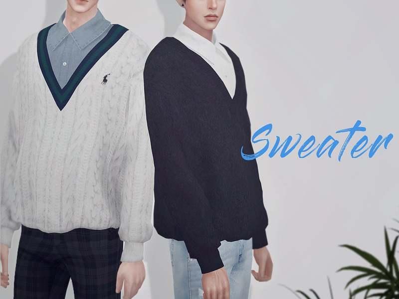 Комплект - KK Sweater 02 M