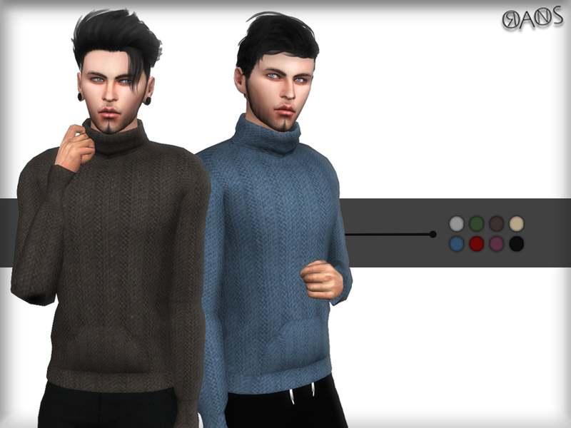 Свитер - Knit Sweatshirt