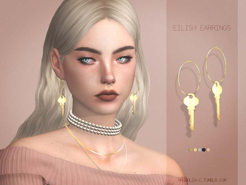Серьги - Eilish Earrings