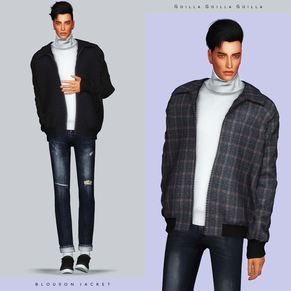 Комплект одежды - Blouson Jacket