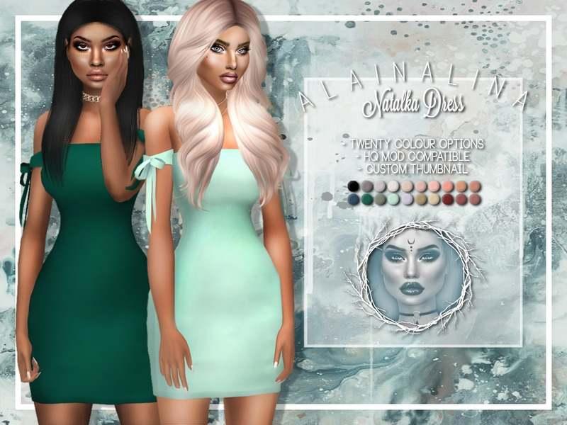 Платье - Natalka Dress
