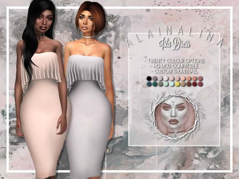 Платье - Isla Dress