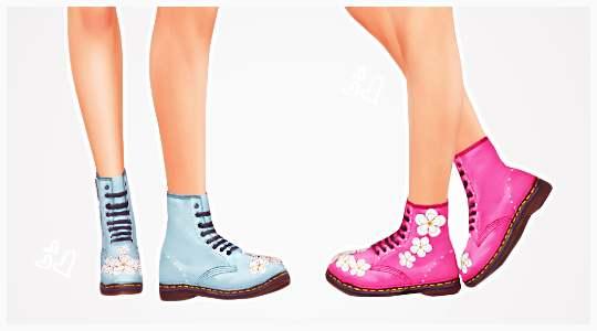 Ботинки - Madlen kalista boots