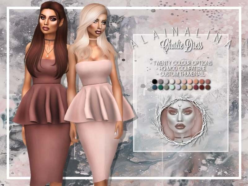 Платье - Charlie Dress