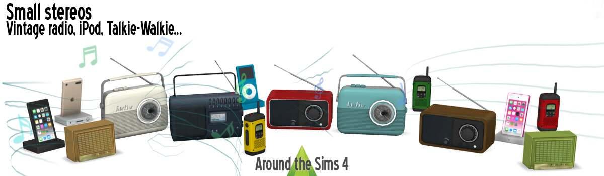 Набор проигрывателей - Electronics - Audio