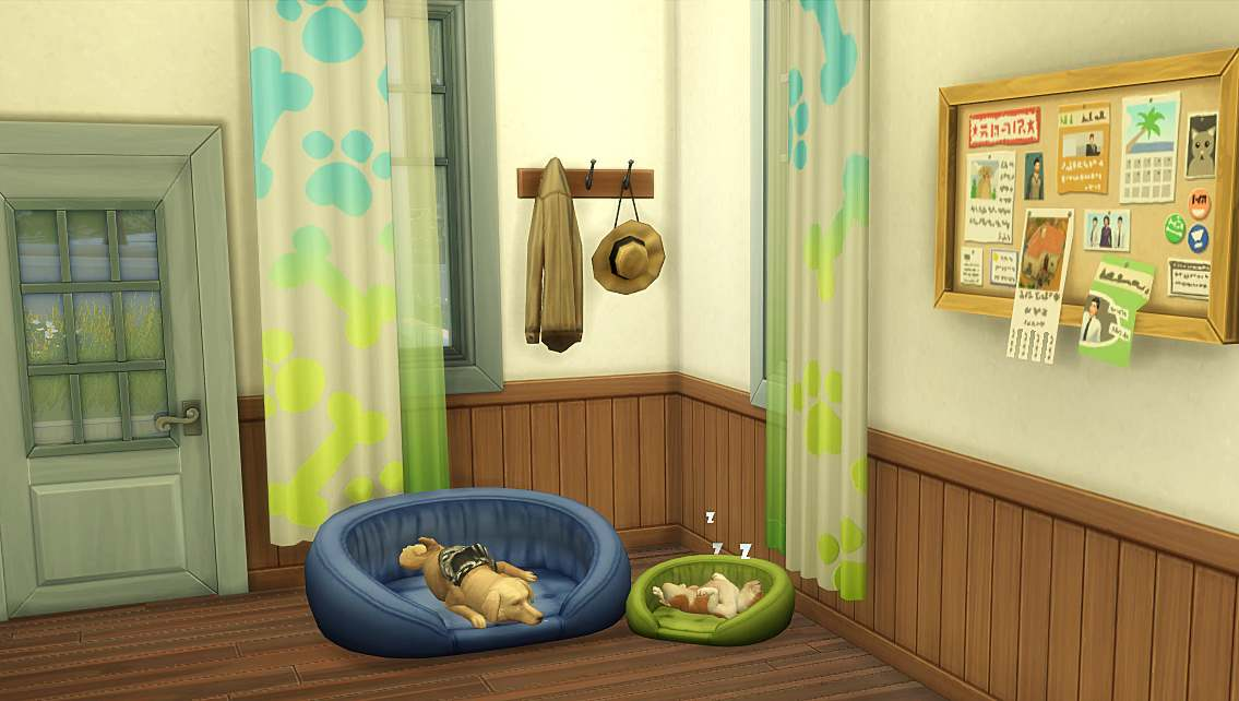 Лежанка - large pet bed