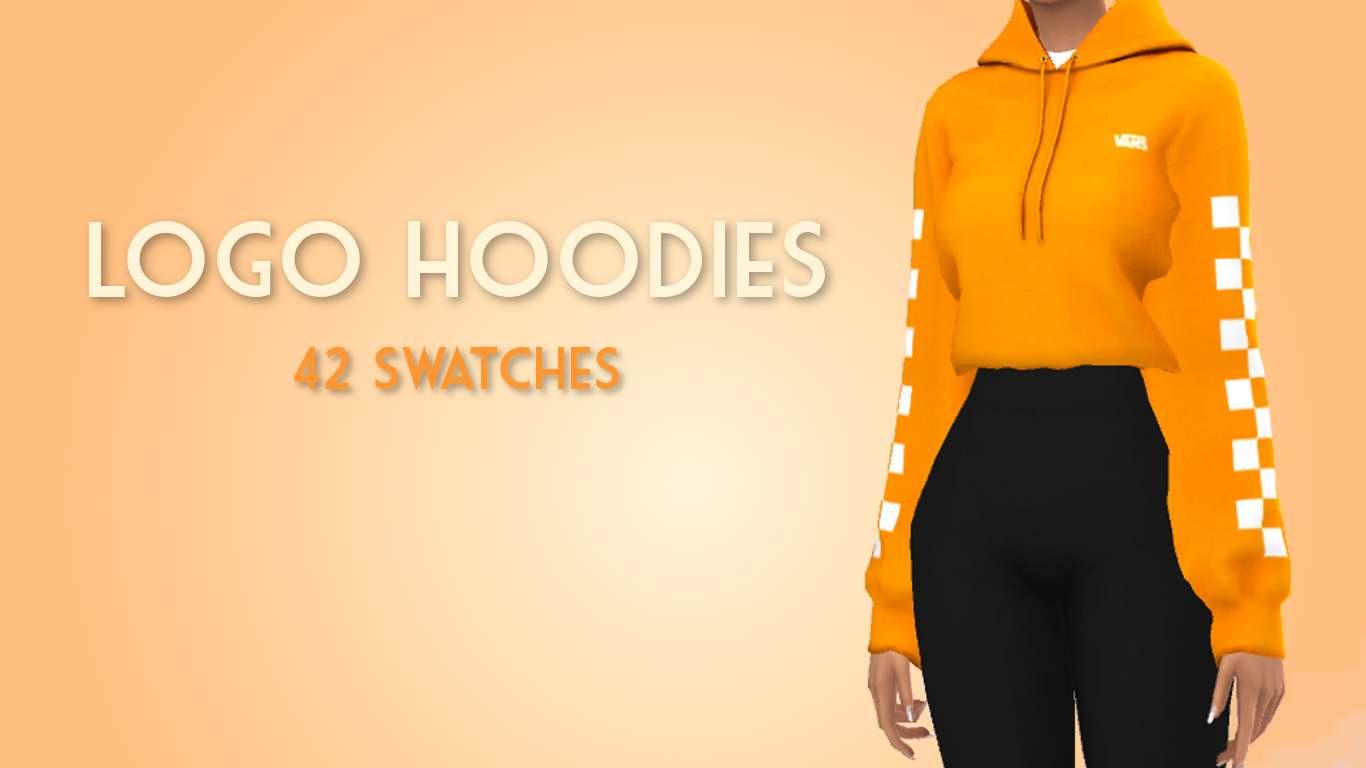 Худи - Logo Hoodies