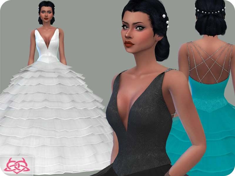 Свадебное платье - Wedding Dress 15