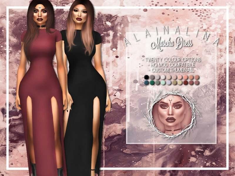 Платье - Mascha Dress