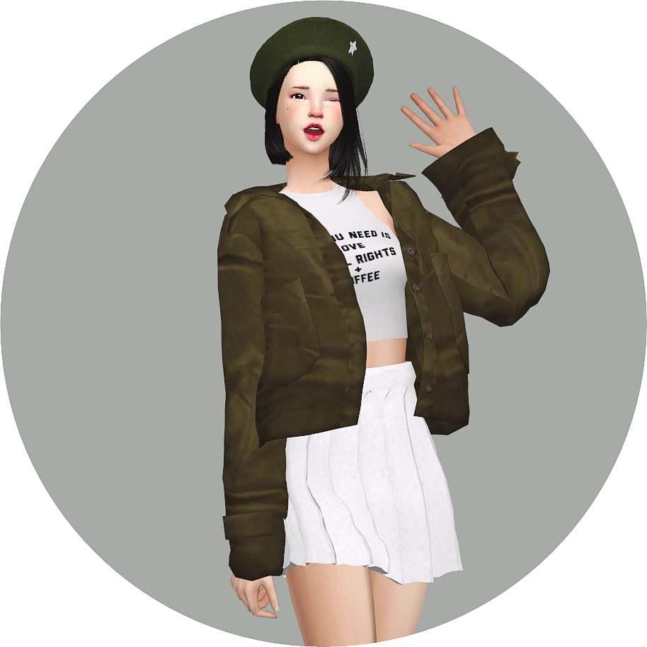 Куртка - Acc Mari Jacket