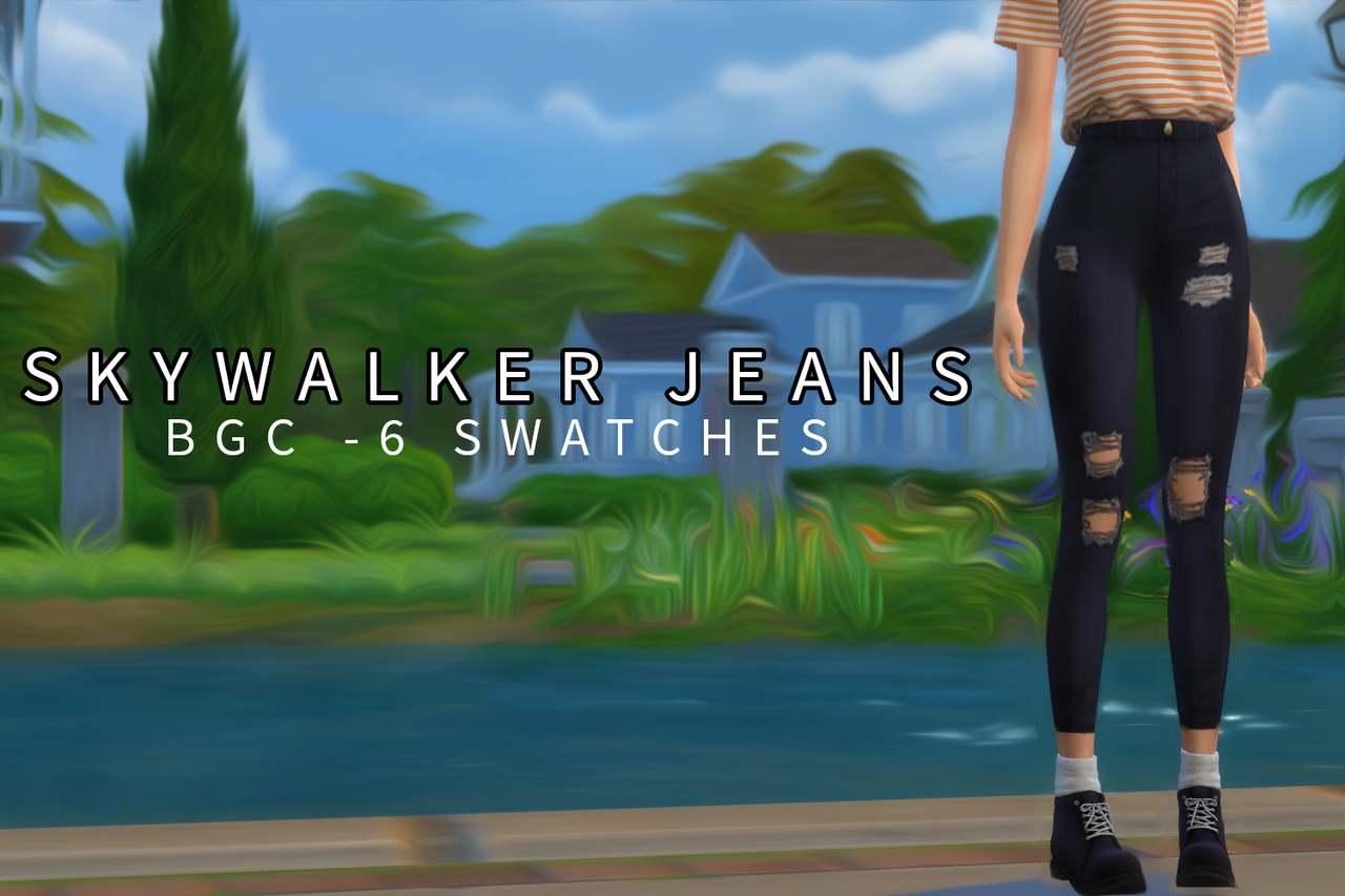 Джинсы - Skywalker Jeans