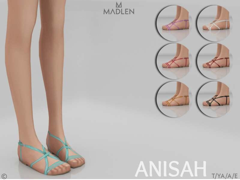 Сандалии - Anisah