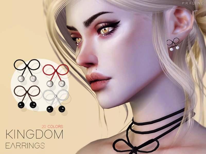 Серьги - Kingdom Earrings