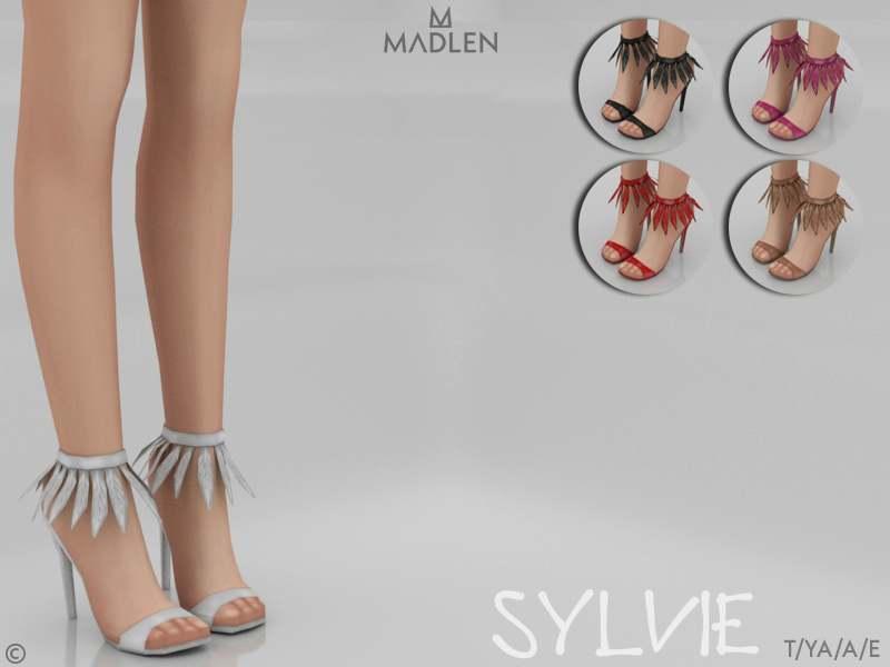 Босоножки - Sylvie