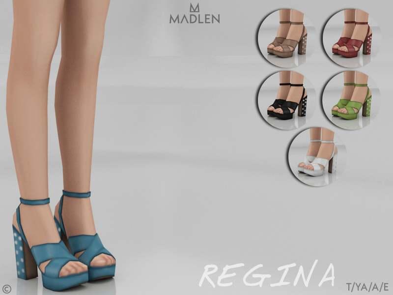 Босоножки - Regina