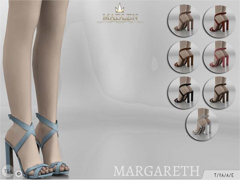 Босоножки - Margareth
