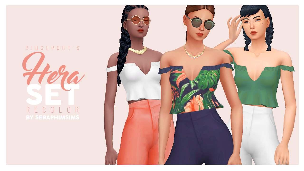 Комплект одежды - Hera Set by Ridgeport