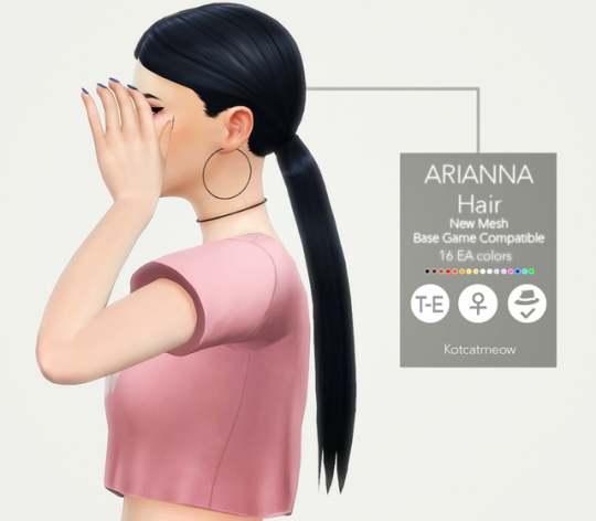 Прическа - Arianna Hair