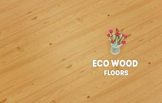 Напольное покрытие - eco wood floors