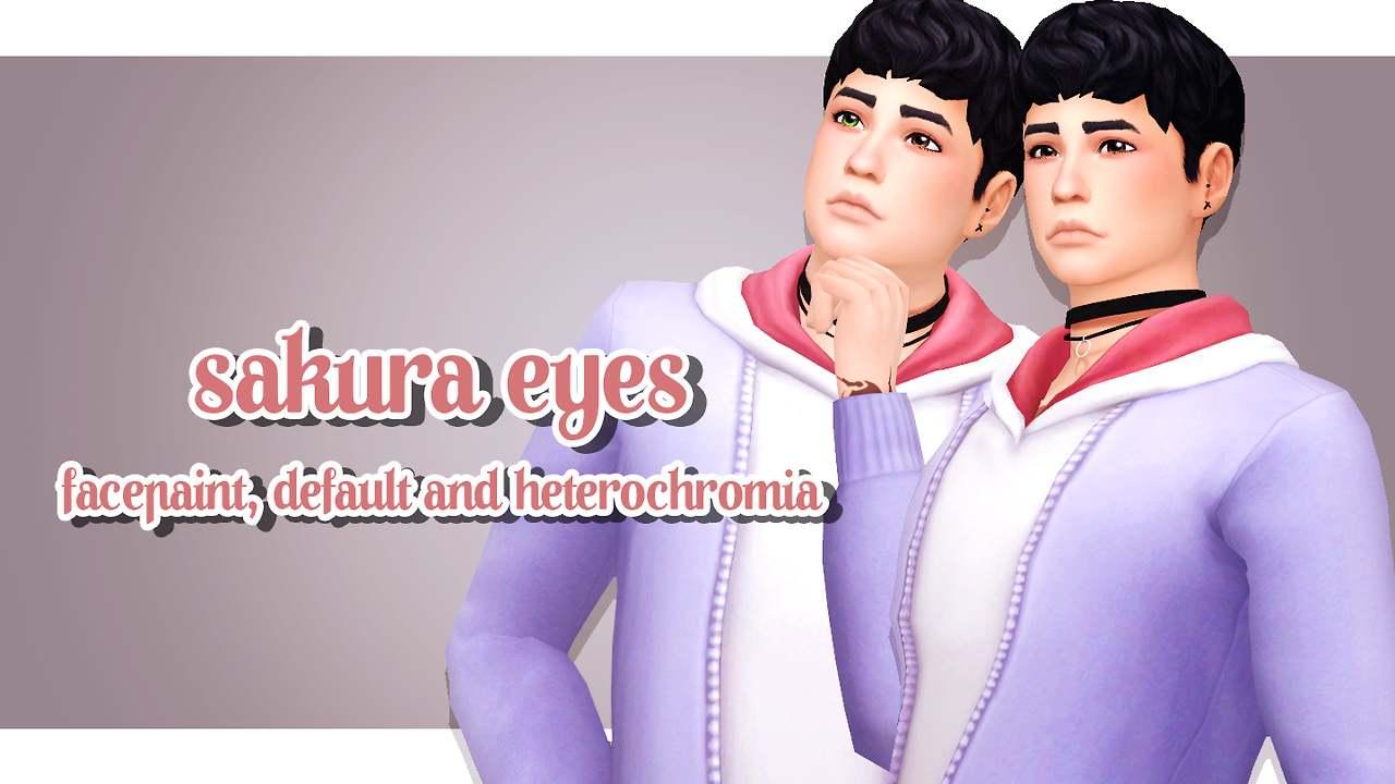 Линзы и глаза - sakura eyes
