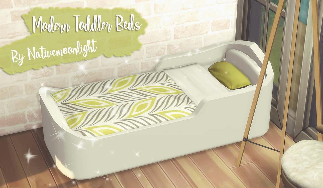Кровать - MODERN TODDLER BEDS