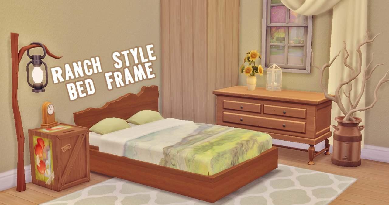 Каркас кровати - Ranch Style Bed Frame