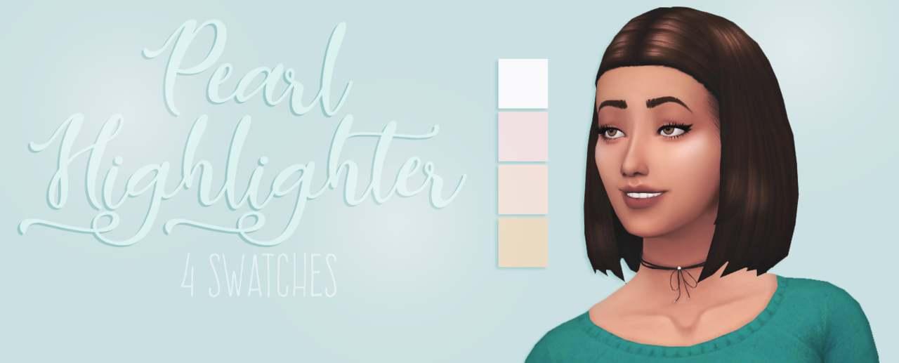 Хайлайтер - Pearl Highlighter